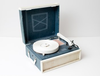 denim-record-player