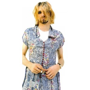 Kurt Cobain Dress