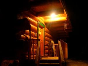 spooky cabin 2