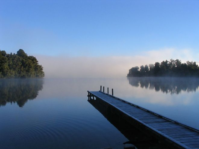 spooky lake